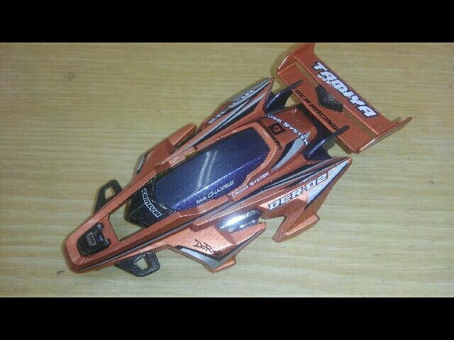 DCR-02のボディ|ω・`)