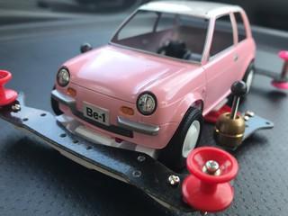 ピンクのBe-1