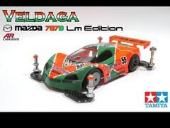 Veldaga Mazda 787b special