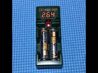 ディスチャージャー兼電圧計