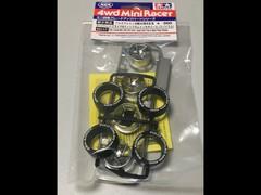 ITEM 95117 スーパーハードタイヤ&マットクロムメッキホイール