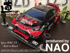 Yaris ADVAN-PIAA LANCER CUSTOM