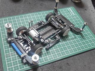 マシン製作 Sマその4  ATて何の略ですか?