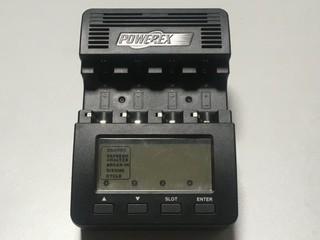 POWEREX MH-C9000 チャージャー&アナライザー