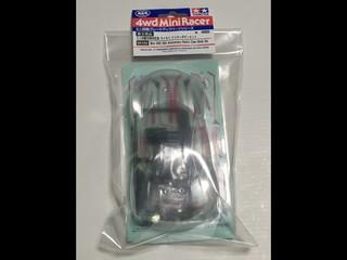 ITEM 95102 ミニ四駆35周年記念 ライキリ クリヤーボディセット