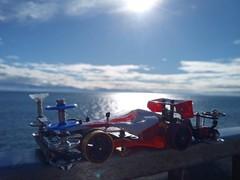 マクラーレンと海