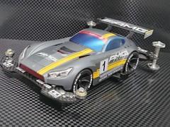 メルセデスAMG GT3ジルボルフ