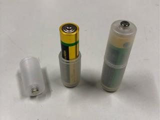 電池スペーサー( •̀ .̫ •́ )✧