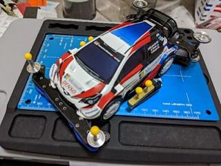 ヤリス  WRC