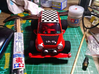 Nissan Be-1 Cooper Rally