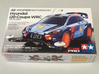 ITEM 95517 ヒュンダイ i20クーペ WRC