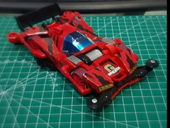 Red Crimson evo.1