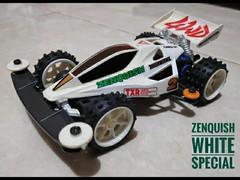Zenquish White Special 4WD