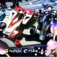 Graphic Crime Art 奈良