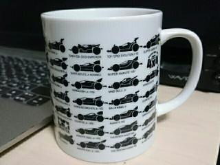 ミニ四駆 マグカップ