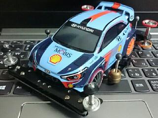 ヒュンダイ i20 クーペ WRC