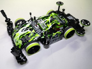 TRF S2 CHASSIS