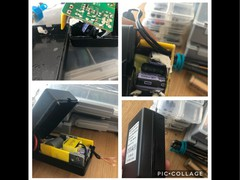 X4アダプター修理
