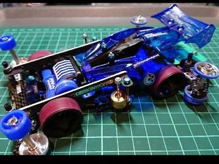 アバンテMk.2 青
