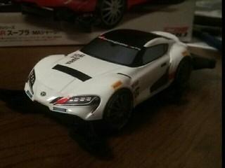 GRスープラ GT4