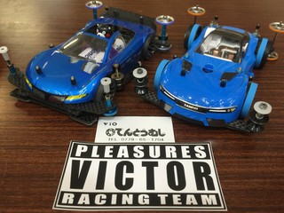 TRF WORKS Jr.(SUPER 2 CHASSIS)