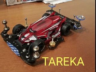 TAREKAマシン 3号機