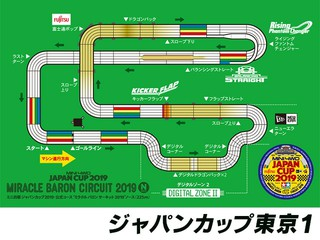 ジャパンカップ2019 東京大会1