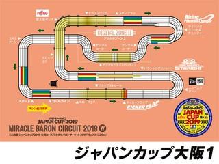 ジャパンカップ2019 大阪大会1