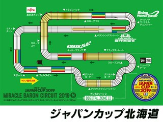 ジャパンカップ2019 北海道大会