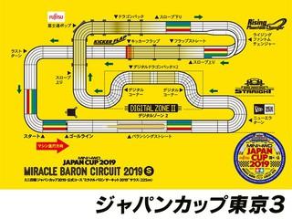 ジャパンカップ2019 東京大会3