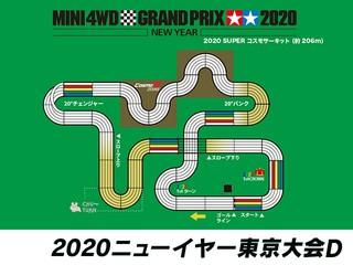 2020ニューイヤー 東京大会D
