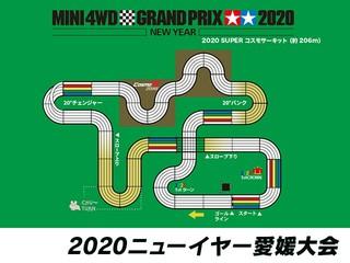 2020ニューイヤー 愛媛大会