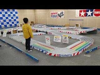 静岡ホビースクウェア みんなのミニ四駆広場5レーンコース