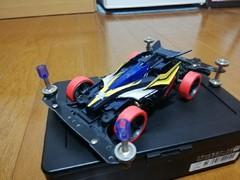 RacingBLUE/Nero