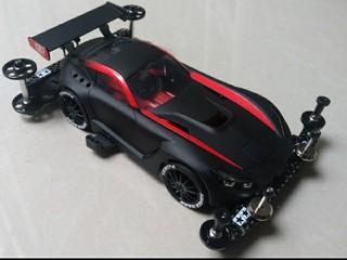 Silwolf Kumamon Vampire GT