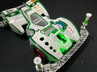 ガンブラスターSFM  White&Green SP
