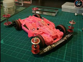 ウーパールーパー「ピンク」