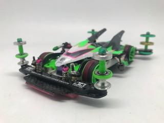 MS サンダーショットマークⅡ 牛久緑の会専用マシン