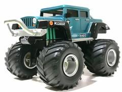 Jeep wild