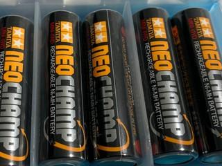 電池保護チューブ