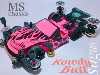 MS ラウディーブル pink