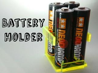 バッテリーホルダー