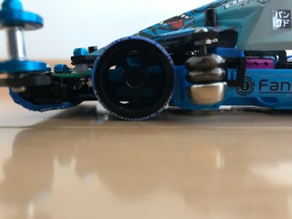 ペラタイヤハード ブルー