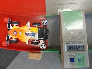 ノーマルモーター用マシン モデルボックスタイムアタック用