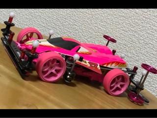 ピンク★ファイヤードラゴンJr. リメイク開始