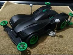 マットブラックセイバー 超速GP