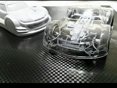 自作ポリカボディ オリジナル車 タイプ01GT