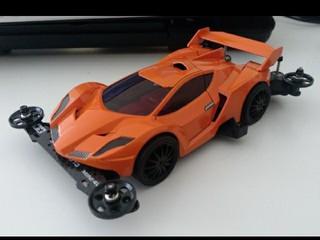 Festa Jaune - Lamborghini