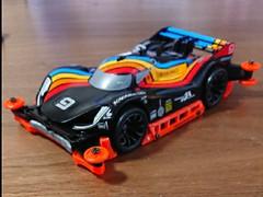 robot race=Fluorescent orange