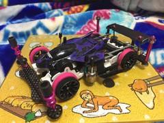 Rabbit FM-A team-purple☆pinky